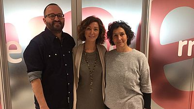 Fernando González, Elvira Mínguez y 'El guardían invisible' - Escuchar ahora