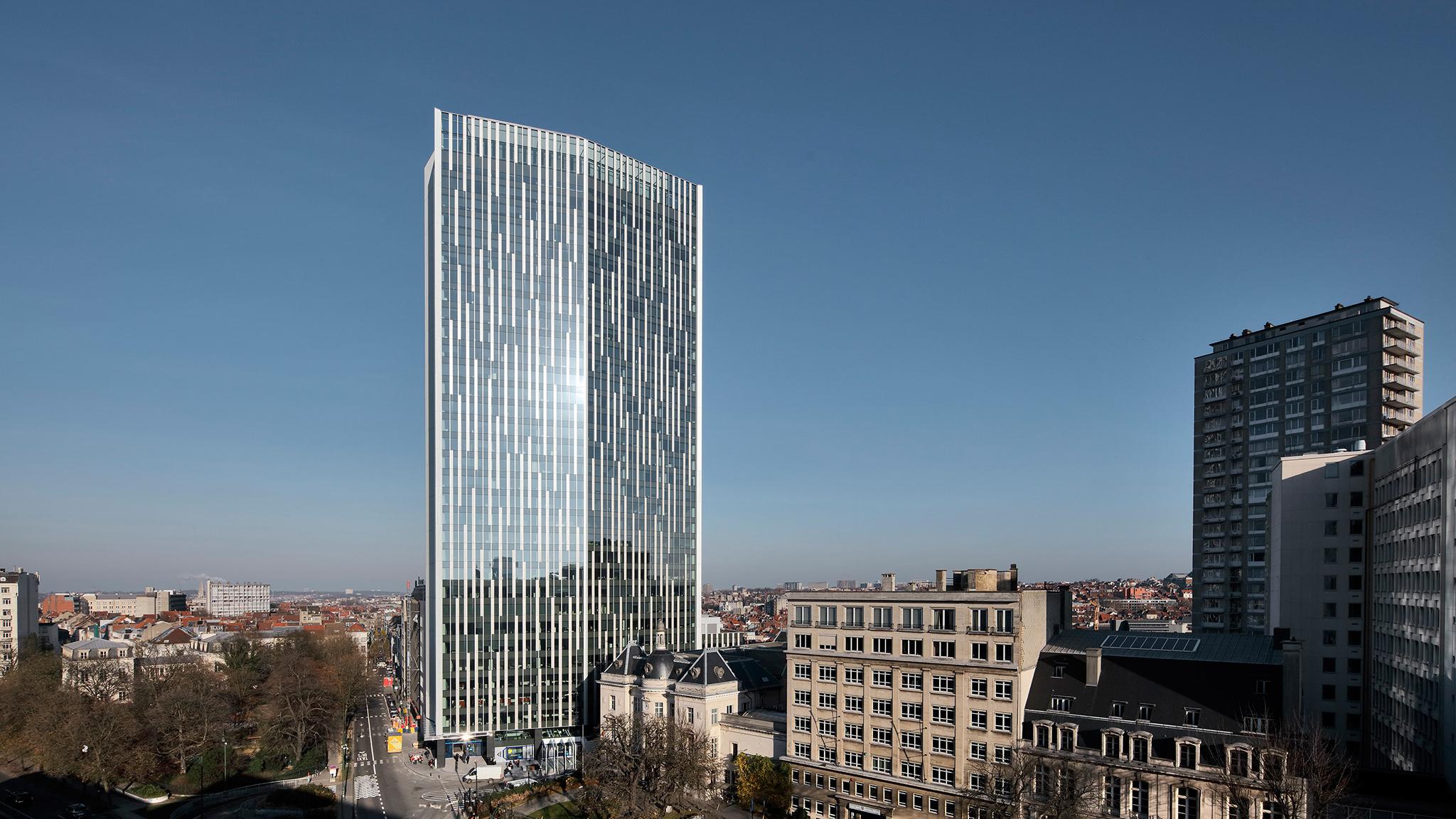 marca espaa el edificio ecolgico ms alto de europa lleva firma espaola reproducir audio