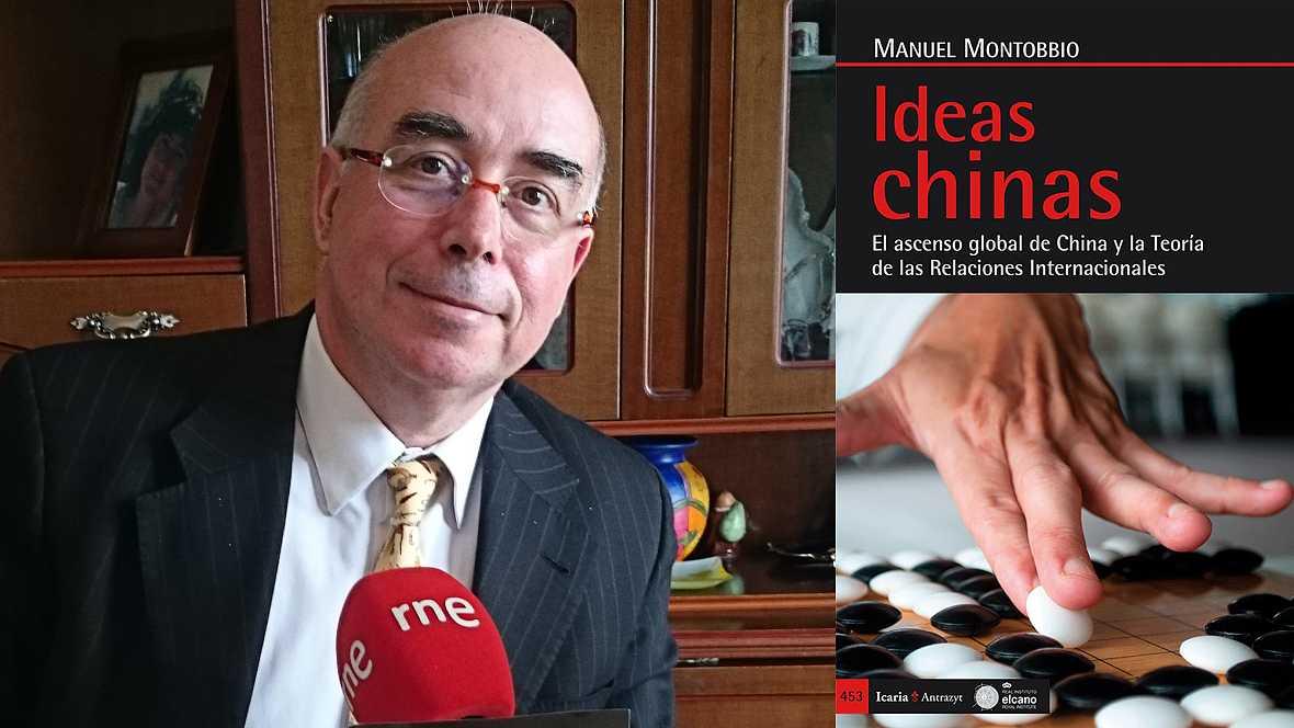 Salimos por el mundo - El diplomático Manuel Montobbio publica 'Ideas chinas' - 07/03/17 - escuchar ahora