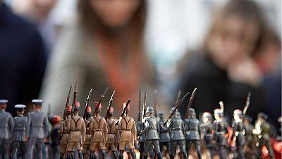 Esto me suena. Las tardes del Ciudadano García - El mayor museo de miniaturas históricas del mundo está en Valencia - Escuchar ahora