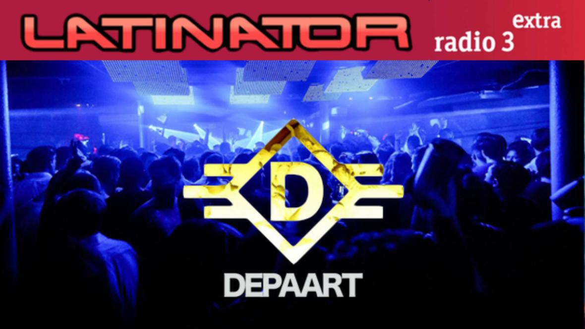 Latinator - DEPAART RECORDS - 09/03/17 - escuchar ahora
