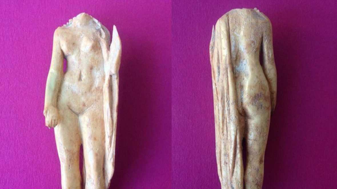 Punto de enlace - Elche tiene ya su otra dama, una Venus romana hallada en el mismo yacimiento - 10/03/17 - escuchar ahora