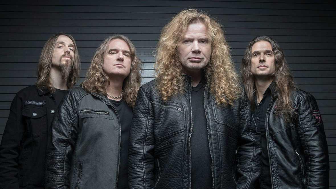 Leyendas del Fénix - Megadeth - 10/03/17 - escuchar ahora