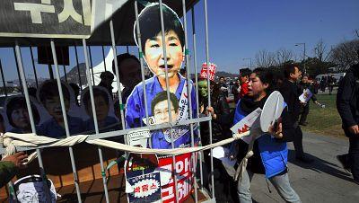 Asia hoy - Corea del Sur al límite - 10/03/17 - escuchar ahora
