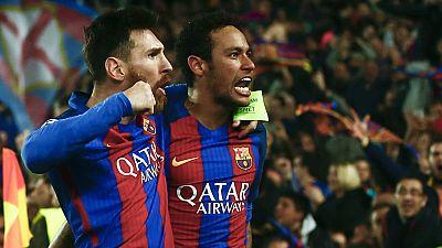 Tablero deportivo - La remontada histórica del Barcelona ante el Paris Saint-Germain en Champions - 08/03/17 - Escuchar ahora