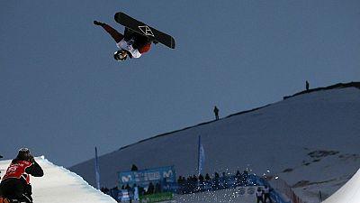 Tablero Deportivo -Mundial de Snowboard y Freestyle ski: 16.000 millones de euros y 2.500 empleos - Escuchar ahora