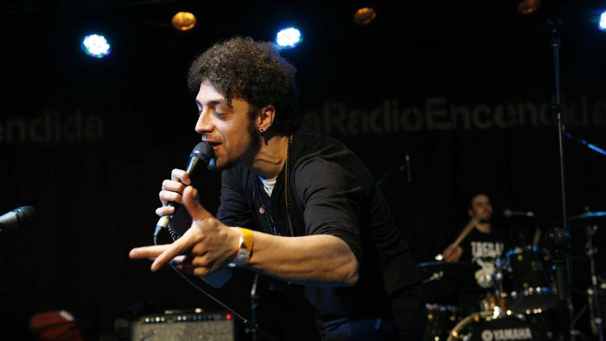 La Radio Encendida - Shinova - Enric Montefusco - Cala Vento - 12/03/17 - escuchar ahora