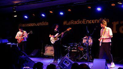 La Radio Encendida - Polock - Baywaves - Nudozurdo - 12/03/17 - escuchar ahora