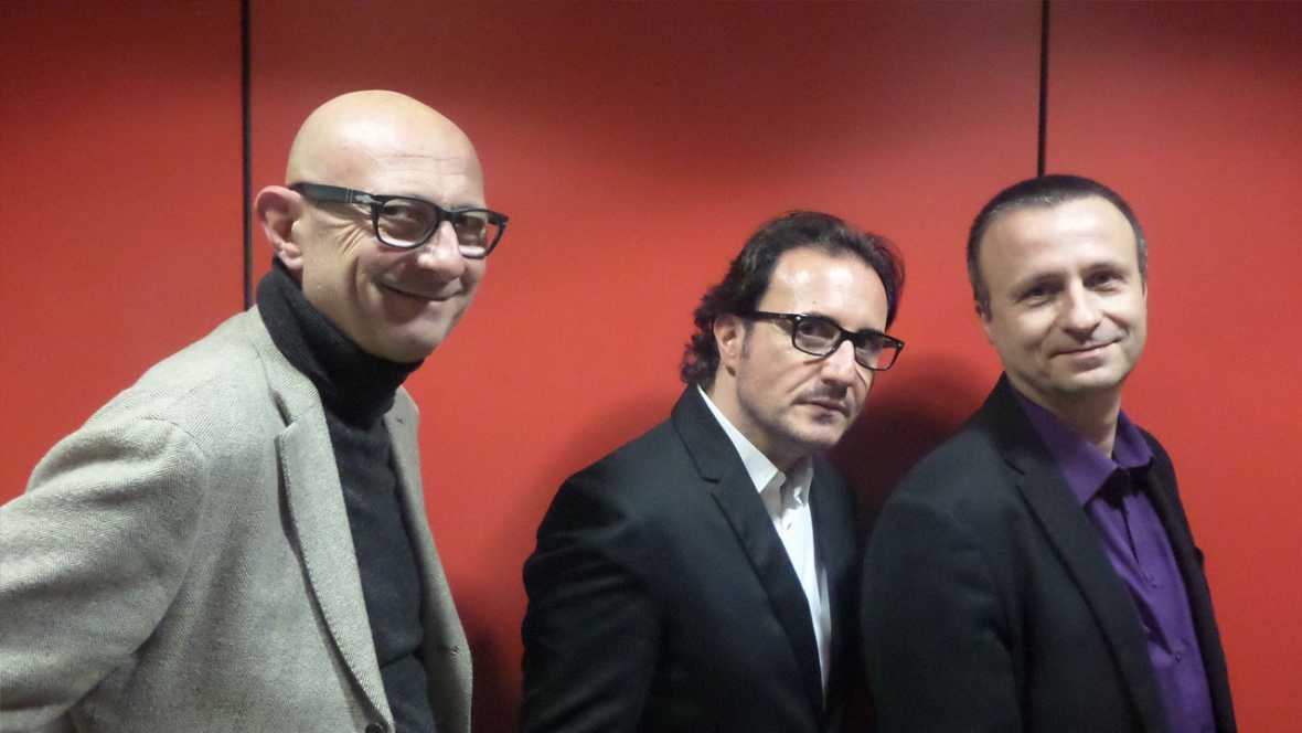 Club 21 - Amb Giovanni Cavalli i Carles Antó Haro