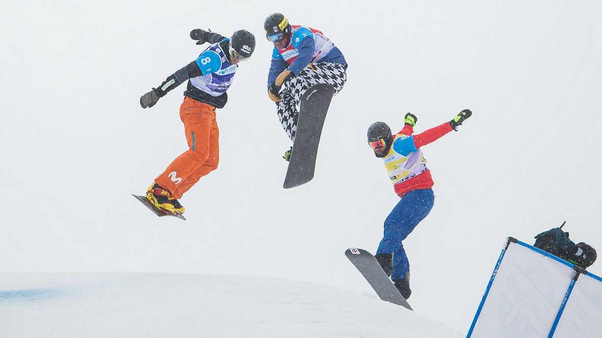 Raider Sport 3 - Lucas Eguibar, Plata en el Mundial de Snow - Escuchar ahora
