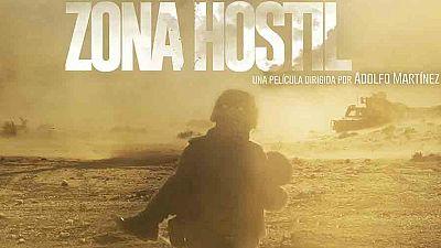 Adolfo Martínez, Ariadna Gil y Roberto Álamo en 'Zona hostil' - Escuchar ahora