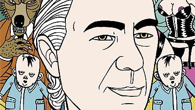 Esto me suena. Las tardes del Ciudadano García - La poesía de Luis Alberto de Cuenca, en cómic - Escuchar ahora