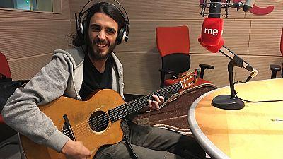 Gente despierta - Pedro Pastor presenta en acústico su nuevo disco, 'Solouna' - Escuchar ahora