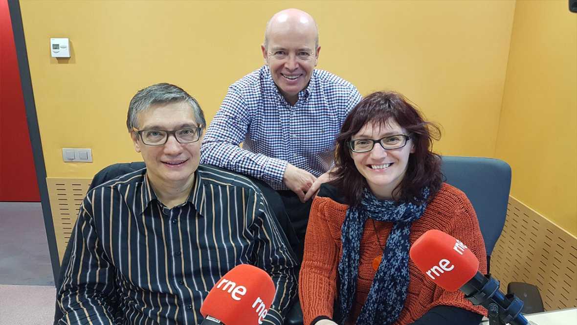 Econòmix - 'Reciclatge municipal, industrial i ramader' amb Xavier Gabarrell i Rosa Garcia