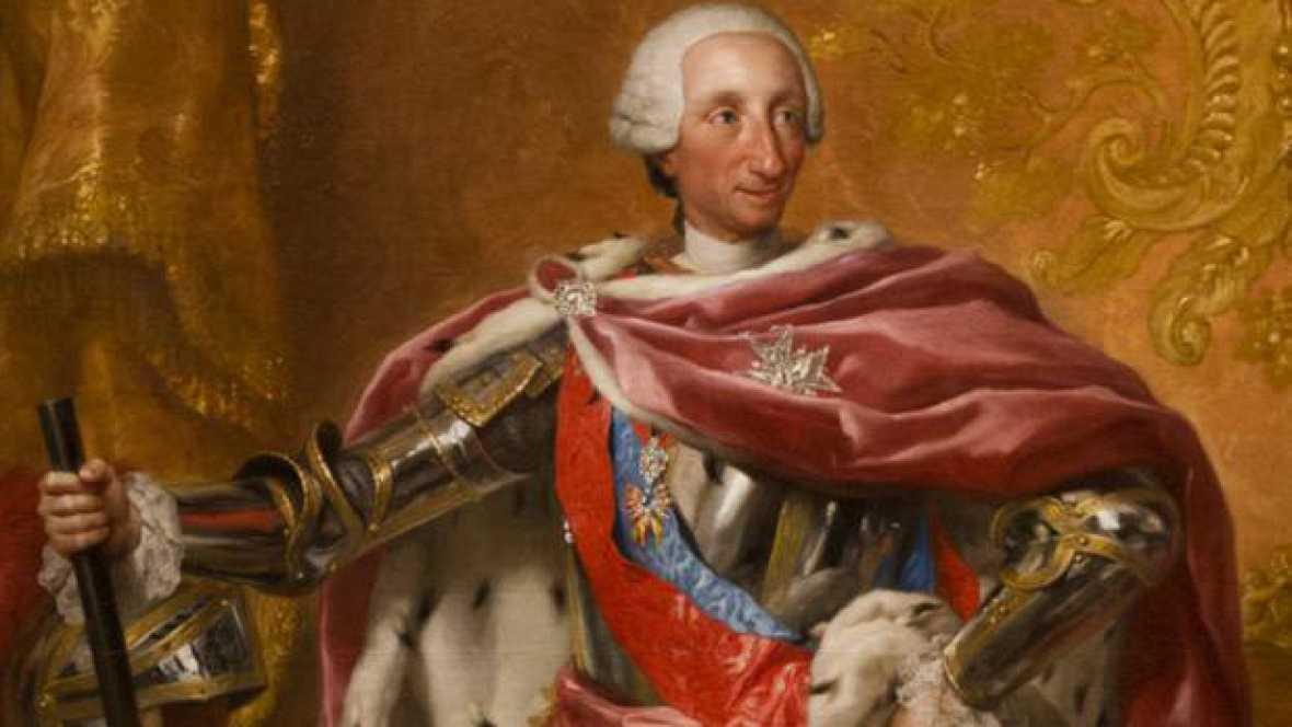Punto de enlace - Carlos III, el monarca que redecoró el Palacio Real - 17/03/17 - escuchar ahora