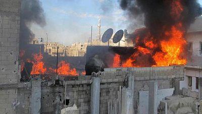 Diario de las 2 - Israel confirma un ataque aéreo en Siria - Escuchar ahora