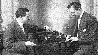Documentos RNE - Mónico Sánchez, la tenacidad de un inventor español - 18/03/17 - escuchar ahora