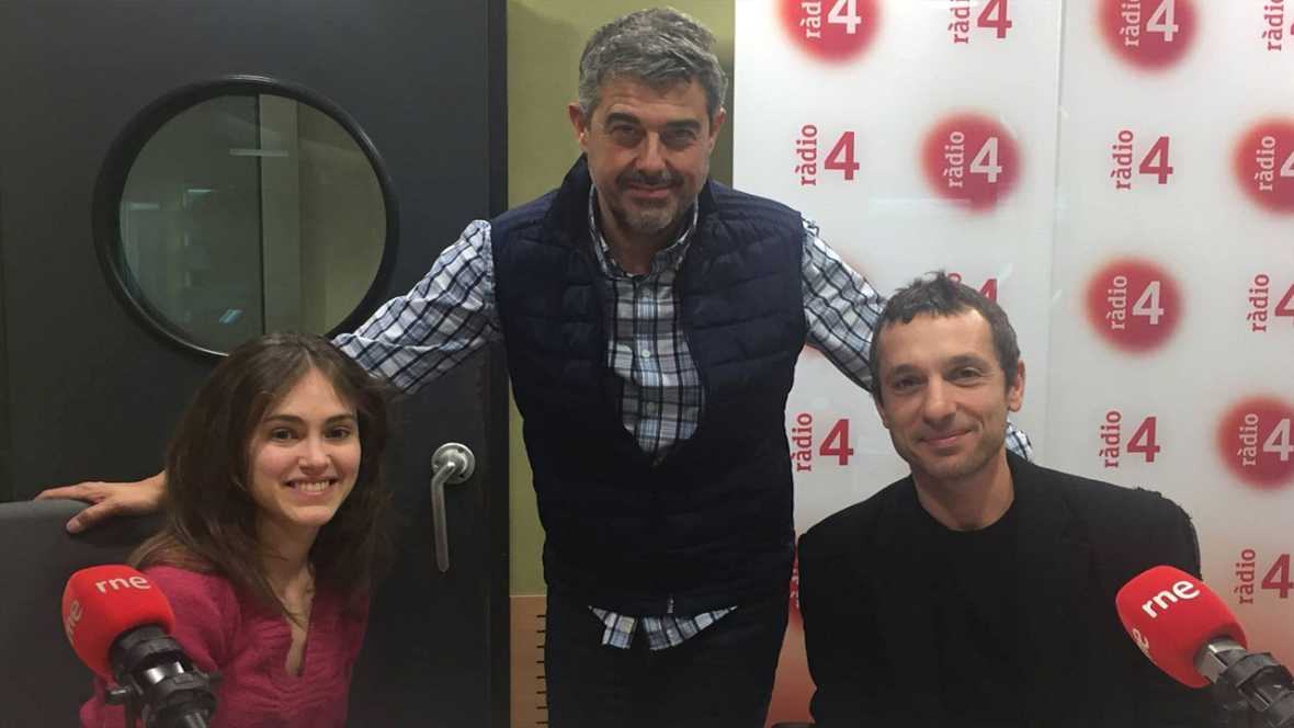 Anem de tarda - 'L'ànec Salvatge': Pablo Derqui i Elena Tarrats