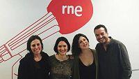 La sala - Sara Luesma, Lucía Carballal e Iruña Iriarte - 18/03/17 - Escuchar ahora