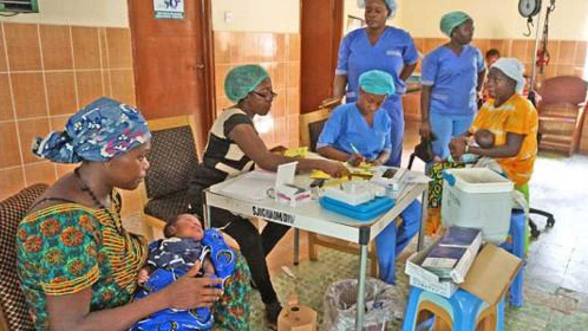 Mundo solidario - 50 años del Hospital San Juan de Dios de Sierra Leona - 19/03/17 - escuchar ahora