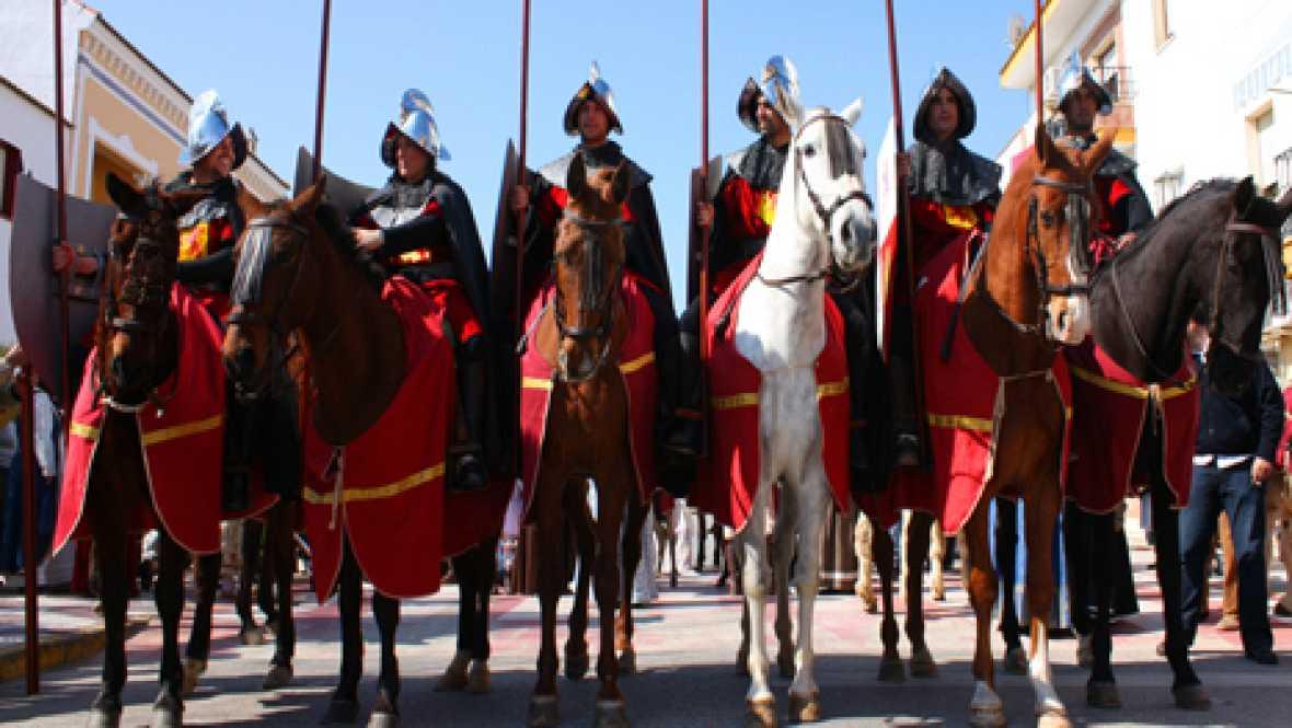 Encuentro entre dos mundos - Feria Medieval del Descubrimiento en Palos de la Frontera - 18/03/17 - escuchar ahora
