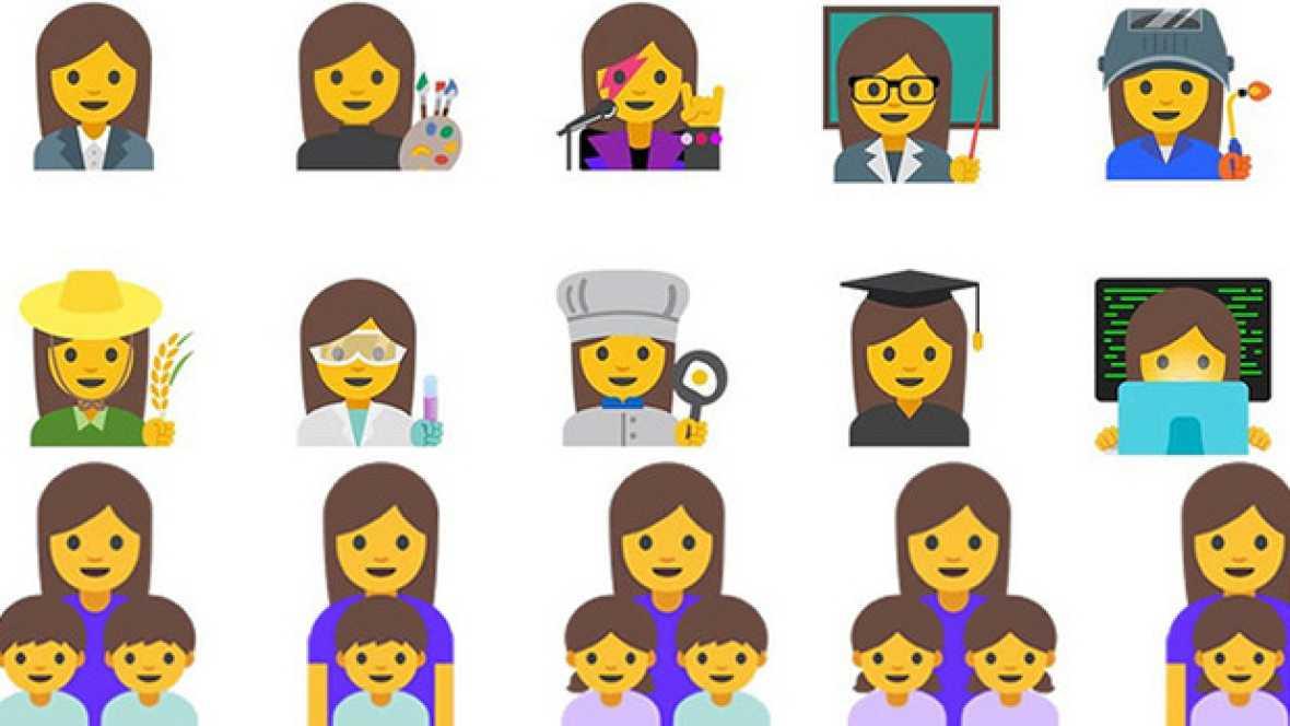 Amigos de Radio Exterior de España - Whatsapp,  nuevos diseños que promulgan la igualdad de género  - 20/03/17 - escuchar ahora
