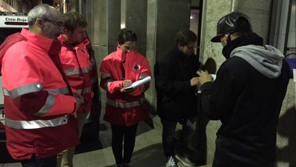 Plaça gran - Creu Roja (1)