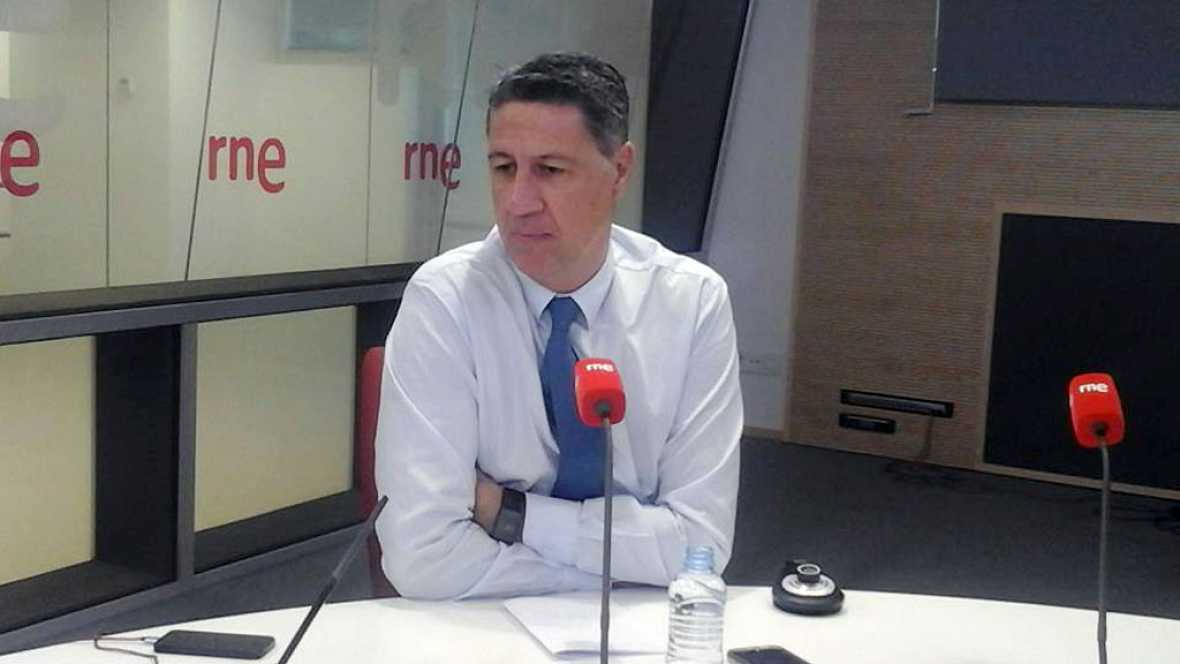 """Las mañanas de RNE - García Albiol: """"El Gobierno de España no se va a sentar a hablar del referéndum"""" - Escuchar ahora"""
