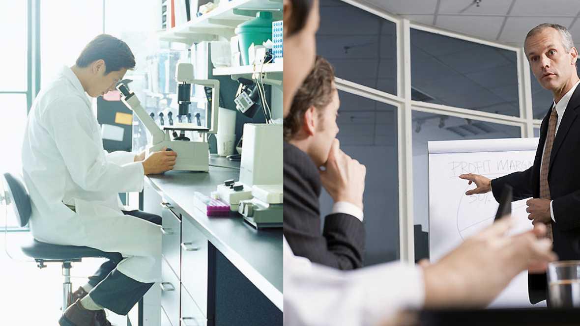 Cómo se transforman los hallazgos científicos en empresas - Escuchar ahora