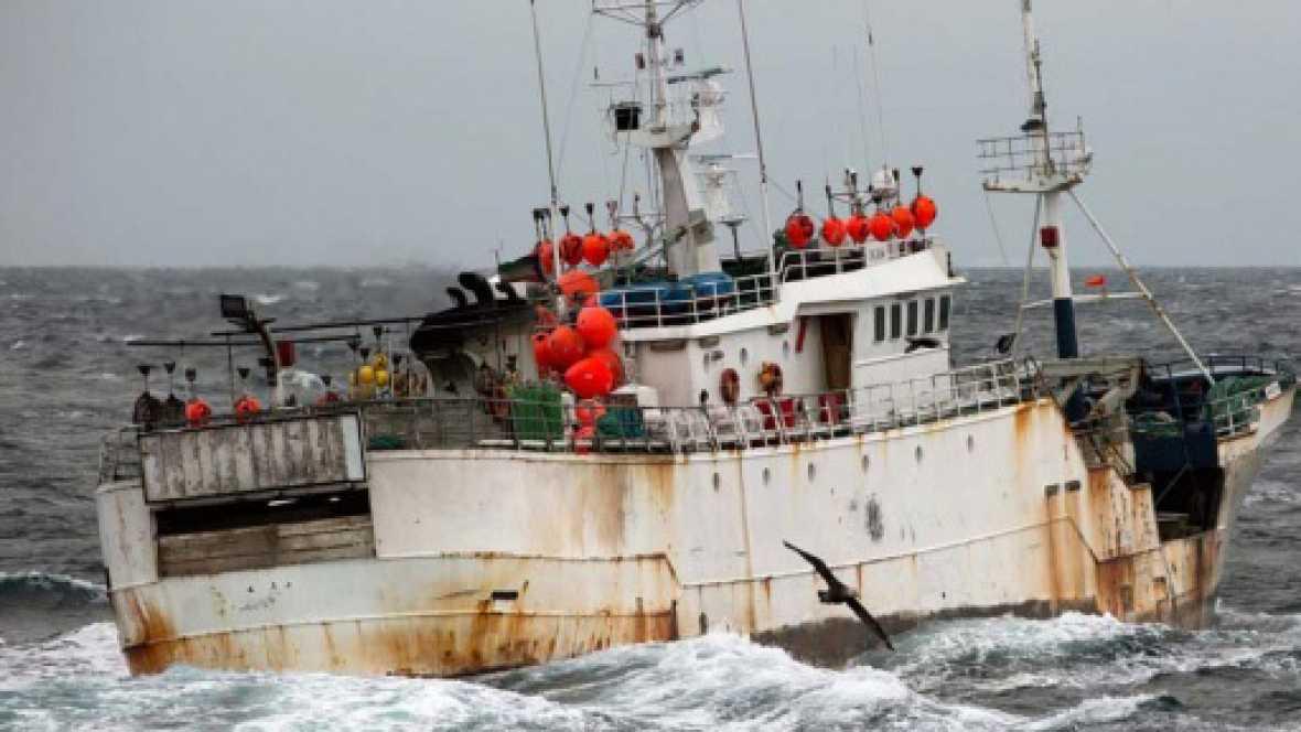 Españoles en la mar - Lucha contra la pesca ilegal, no declarada y no reglamentada - 17/03/17 - escuchar ahora
