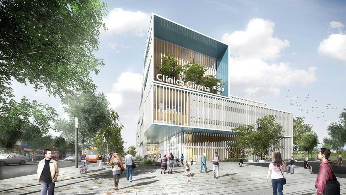 Marca España - Arquitectura avanzada sanitaria desde Barcelona - 20/03/17 - escuchar ahora