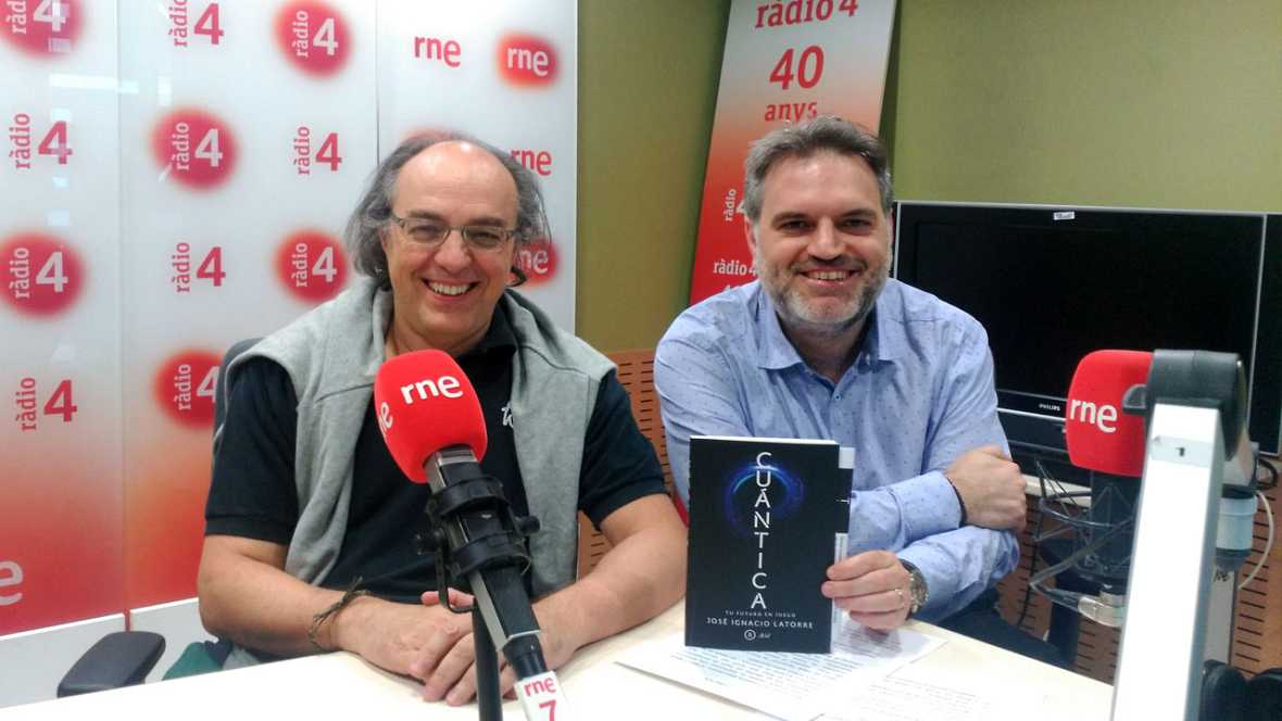 El matí a Ràdio 4 - 'Cuántica. Tu futuro en juego' de José Ignacio Latorre