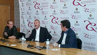 La sala - Rueda de prensa: 'El pintor de batallas', Valladolid - 20/03/17 - Escuchar ahora