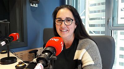 Lletra lligada - Entrevista Anna Valero