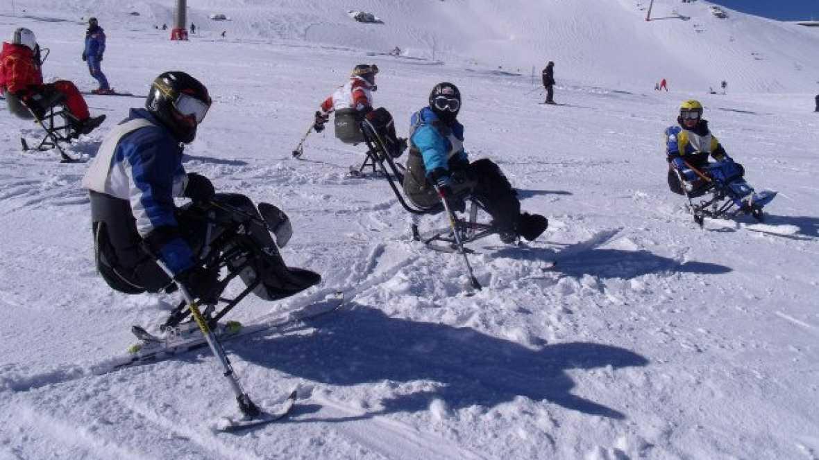 Sector.3 - Deporte para la integración social y laboral de personas con discapacidad - 21/03/17 - escuchar ahora