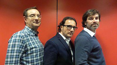 Club 21 - Amb Jorge Rodergas i Pedro Meseguer