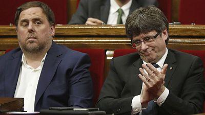 Las mañanas de RNE - El Govern aprobará los presupuestos autonómicos gracias a los votos de la CUP - Escuchar ahora