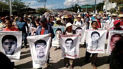 América hoy -  La Comisión Interamericana de Derechos Humanos evalúa el caso de los 43 estudiantes desaparecidos en Ayotzinapa - 21/03/17 - escuchar ahora