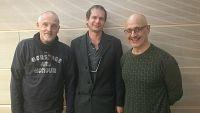 La sala - Alberto Jiménez, Jordi Rebellón y Antonio Álamo - 22/03/17 - Escuchar ahora