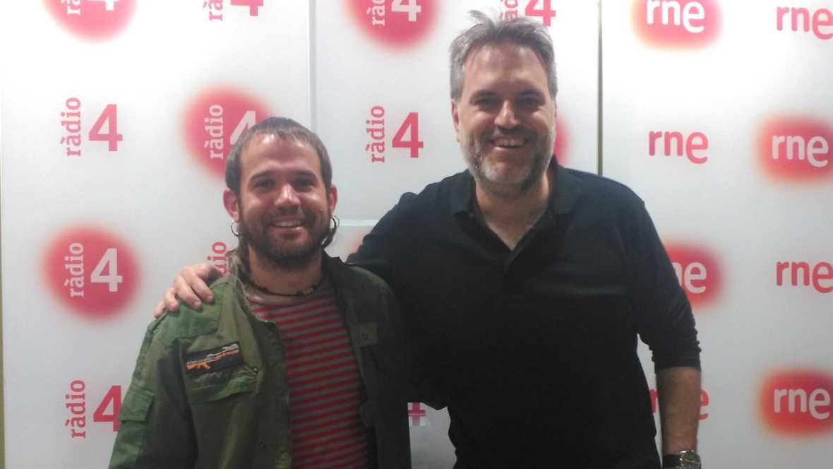 El matí a Ràdio 4 - Entrevista a Cesk Freixas