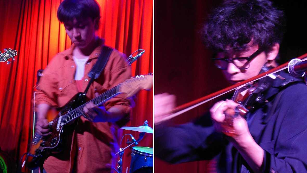 Resonancias - Yan Yulong & Liu Sinyu Duo - 22/03/17 - escuchar ahora