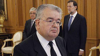 Diario de las 2 - Juan José González Rivas, elegido nuevo presidente del Tribunal Constitucional - Escuchar ahora