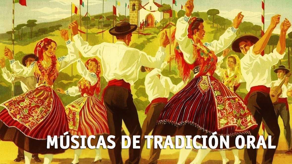 Músicas de tradición oral - Antología del folklore musical de España. Segunda selección (III) - 22/03/17 - escuchar ahora