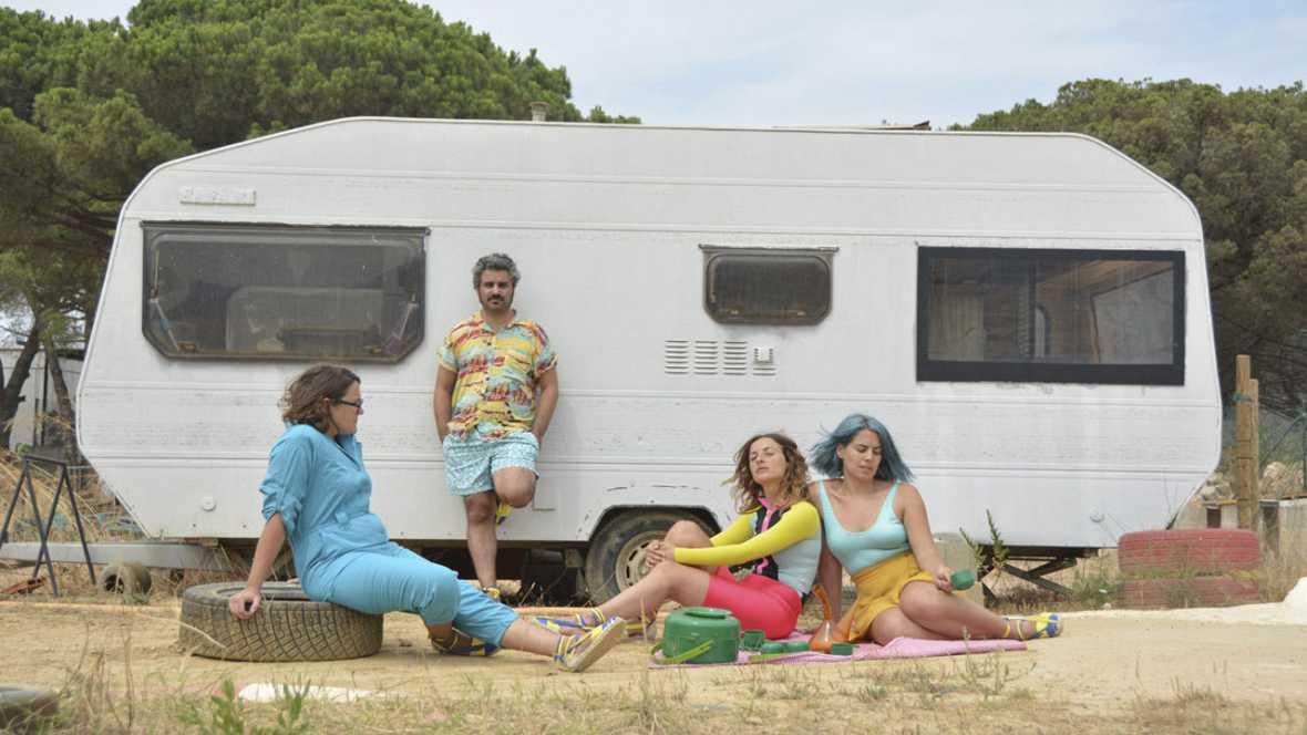 Preferències - Rebem als estudis al grup català d'indie rock 'Les Sueques'