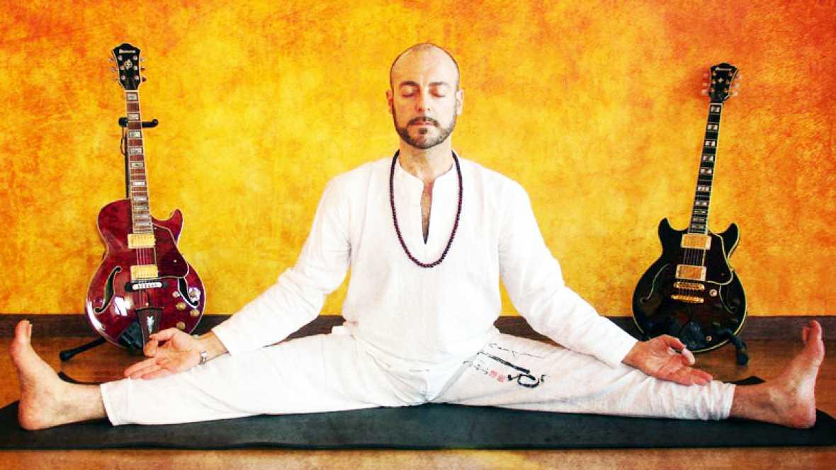 España.com en REE - Yoga y visualización - escuchar ahora