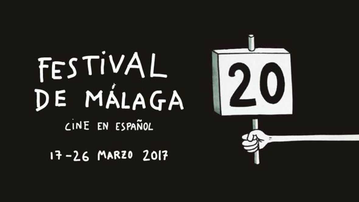 De película - En la 20 edición del Festival de Cine en Español de Málaga - Escuchar ahora