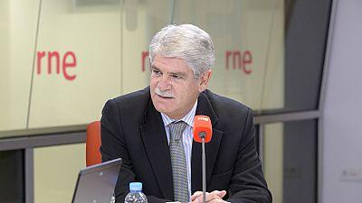 Las mañanas de RNE - Dastis afirma que la UE debe enfrentarse al terrorismo unida - Escuchar ahora
