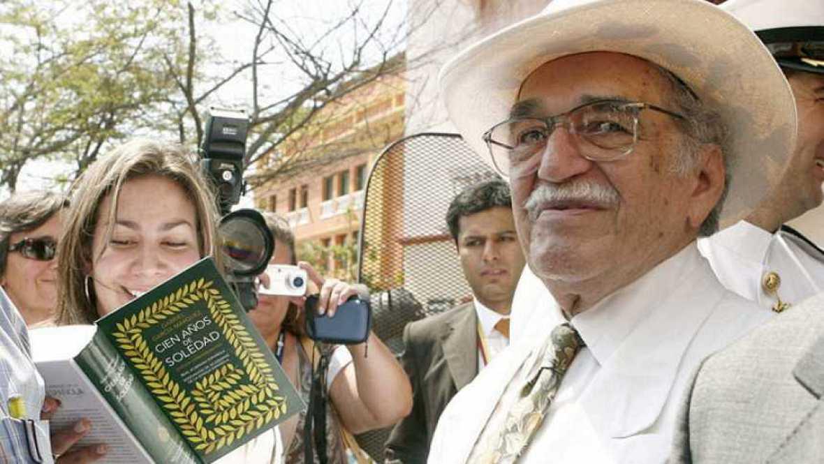 Encuentro entre dos mundos - Se cumple el cincuentenario de '100 años de soledad', de García Márquez - 25/03/17 - escuchar ahora