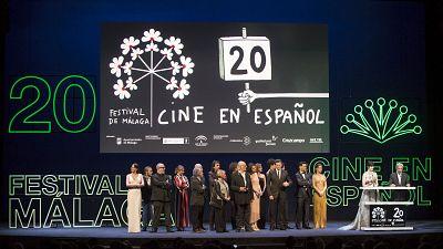 América hoy - El Festival de Málaga abierto al cine iberoamericano - 24/03/17 - escuchar ahora