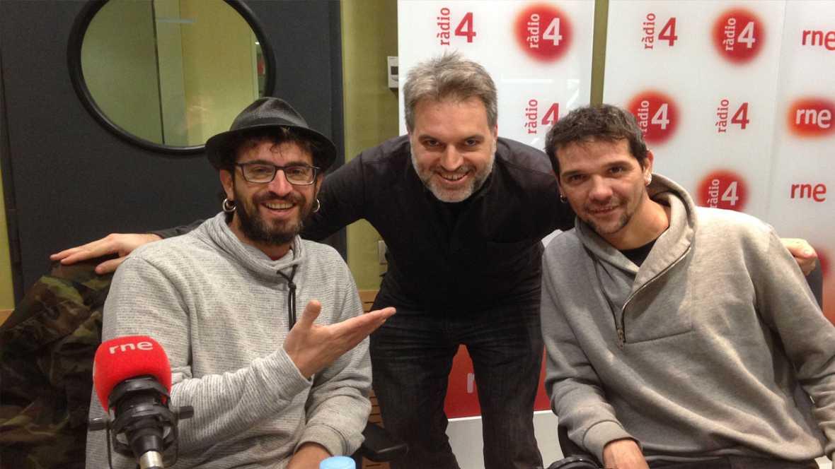 El matí a Ràdio 4 - Entrevista Morosito
